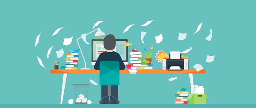 So senken Sie den Verwaltungsaufwand im Unternehmen - Vier einfache Optionen