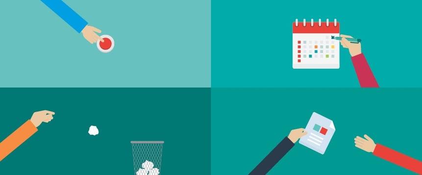 Zeitmanagement-Tools für Unternehmen: Entdecken Sie die Eisenhower-Matrix