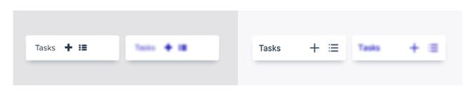 teamleader dashboard design vision