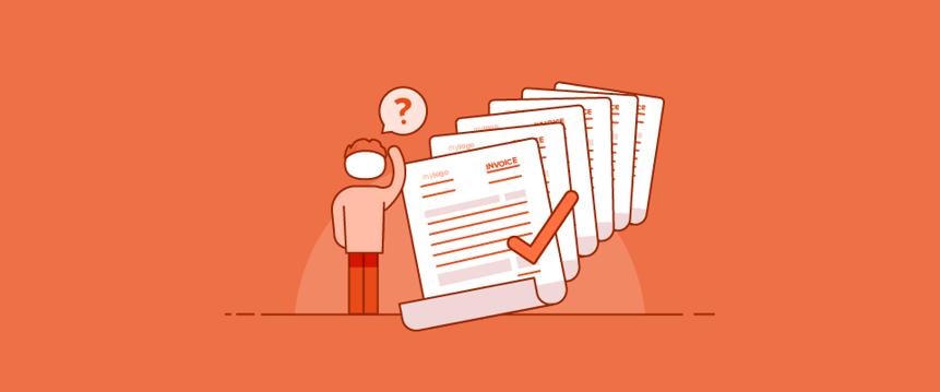Rechnungstypen: Überblick und Tipps