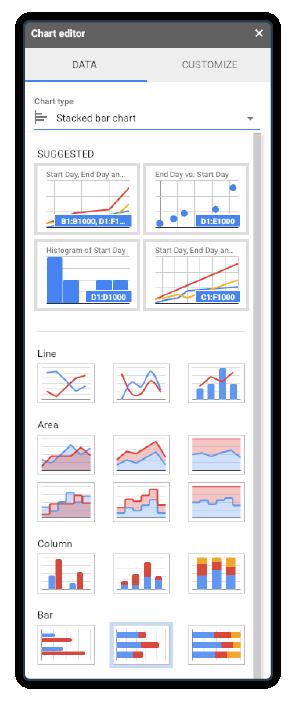 Excel Gantt Chart 5