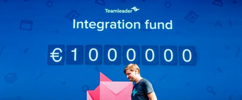 Eine Millionen Euro für Entwickler und Integrationen